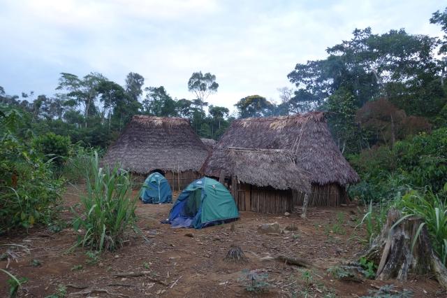 Tents Huts Amalia